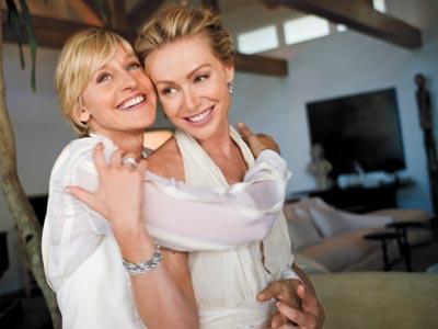 Ellen and portia 2