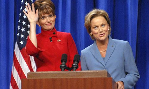 Sarah Palin - Tina Fey