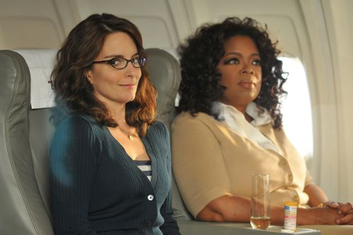Tina and Oprah